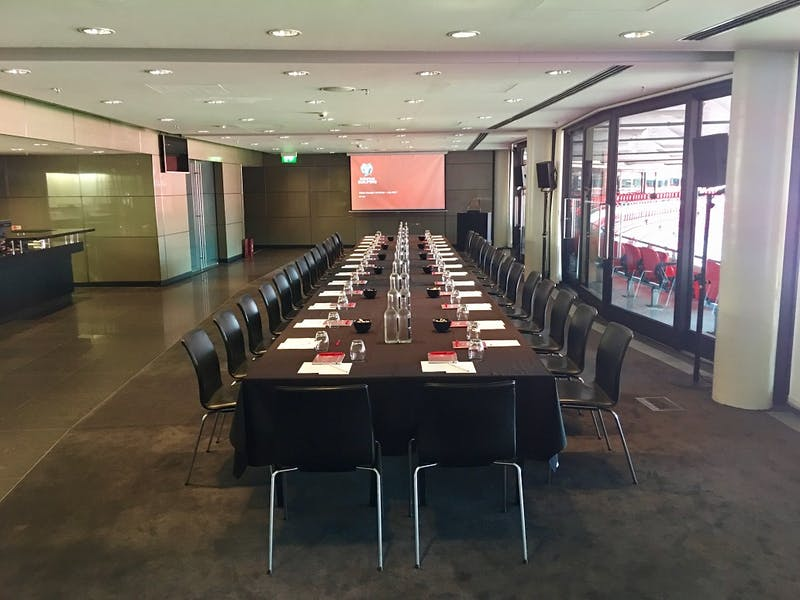 Photo of Pitch View Room at Wembley Stadium