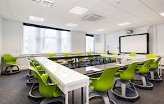 Hire Space - Venue hire Rio Room at MSE Meeting Rooms - Oxford Street