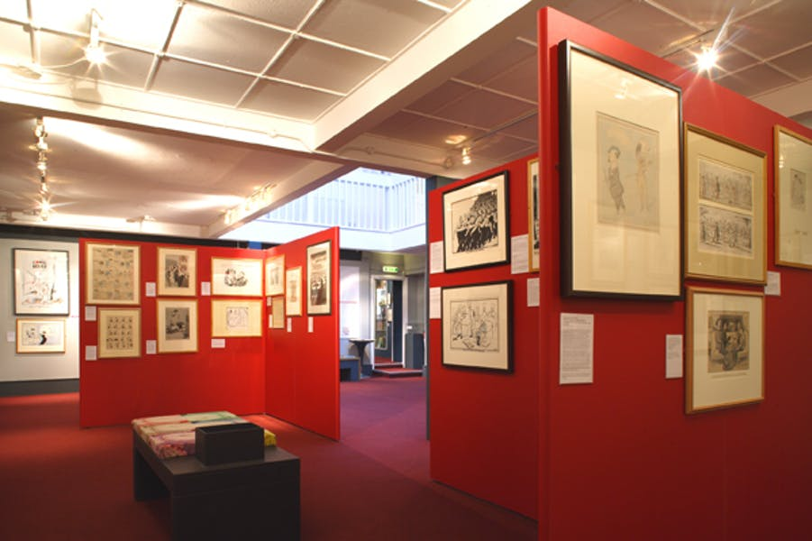 Photo of Whole Venue at The Cartoon Museum