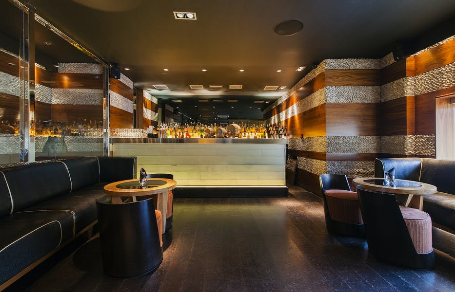 Photo of Whole Venue at Mint Leaf Lounge