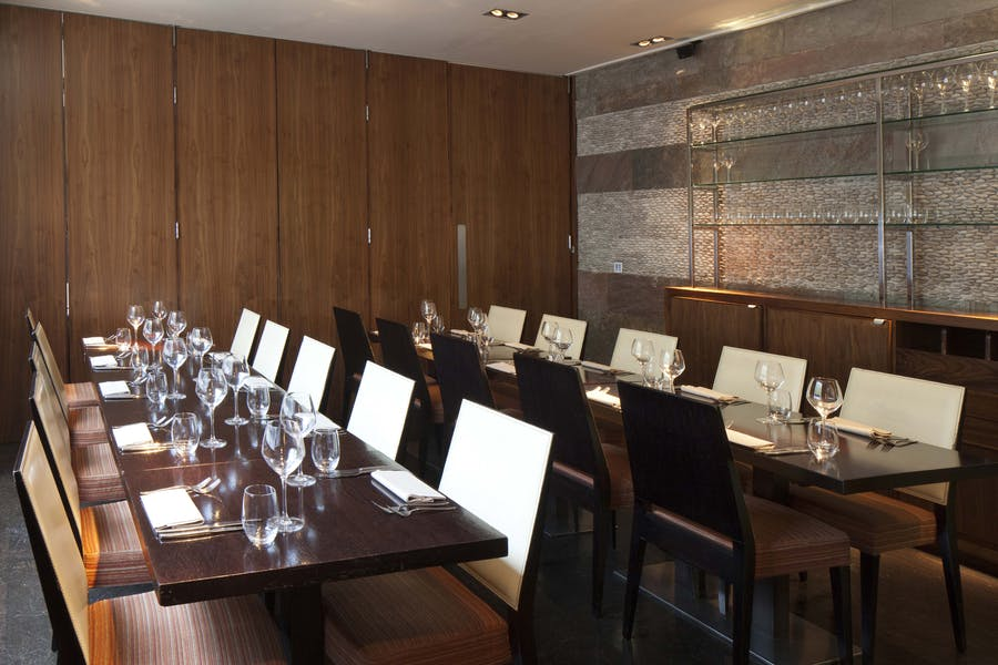 Photo of Private Dining Room at Mint Leaf Lounge