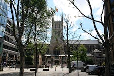 Photo of Millennium Courtyard at Southwark Cathedral