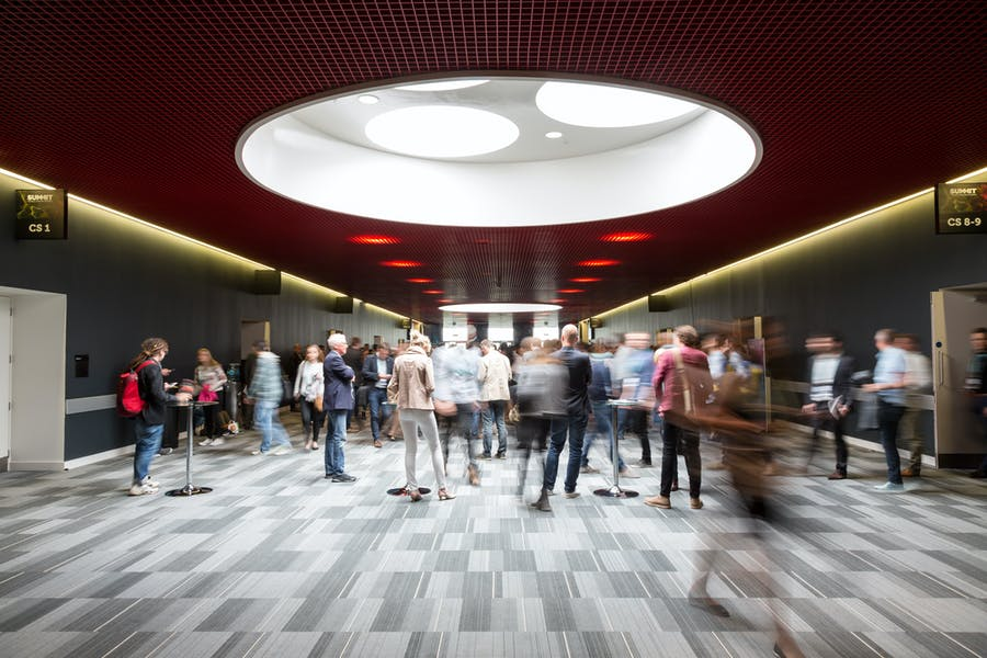 Photo of ICC Capital Suite at ExCeL London