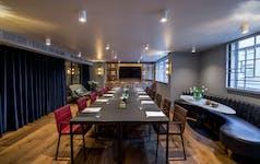 Hire Space - Venue hire The Long Room  at The Marylebone Hotel