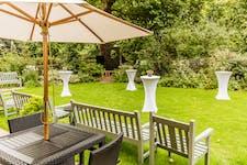 Hire Space - Venue hire The Garden at Royal Over-Seas League - ROSL
