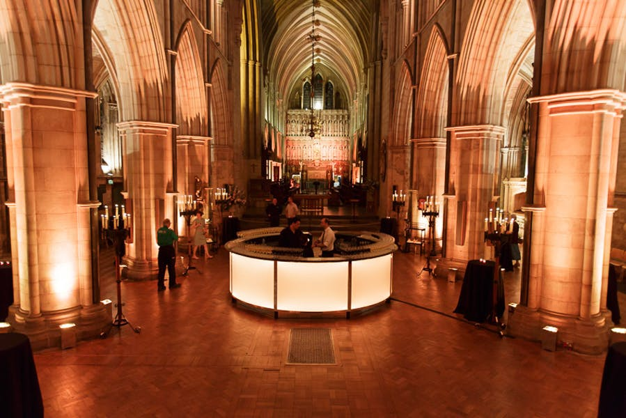 Photo of Cathedral - The Nave at Southwark Cathedral