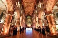 Hire Space - Venue hire Cathedral - The Nave at Southwark Cathedral