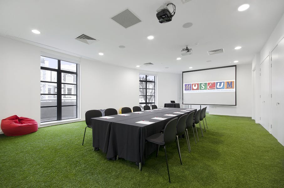 Photo of Conference Room at Museum of Brands