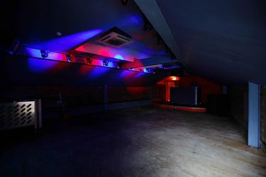 Hire Space - Venue hire Top Floor  at Factory
