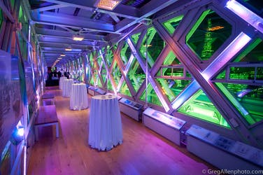 Hire Space - Venue hire The Walkways at Tower Bridge