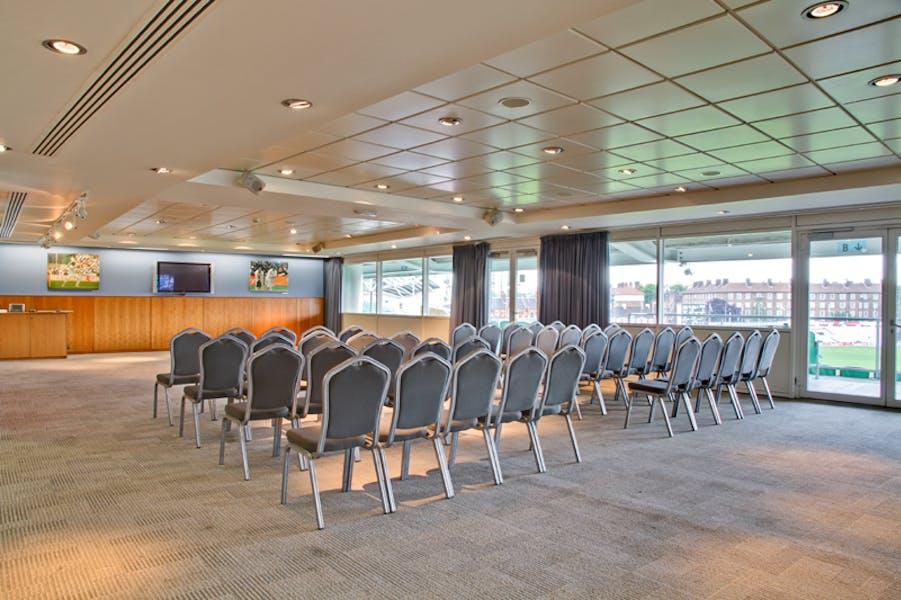 Photo of India Room  at Kia Oval