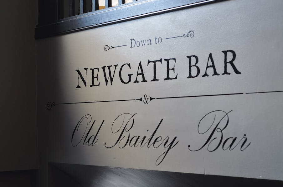 Photo of Old Bailey Bar at Magpie & Stump