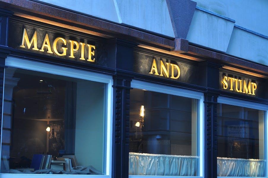 Photo of Whole venue at Magpie & Stump