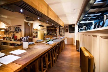 Hire Space - Venue hire Kitchen and Lounge at Food at 52