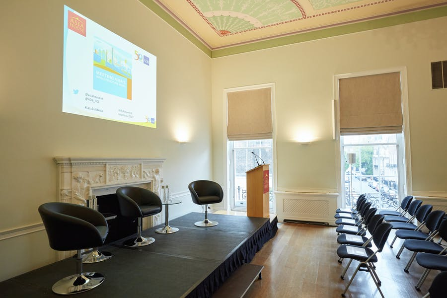 Photo of Fine room 1 + 2 at Asia House