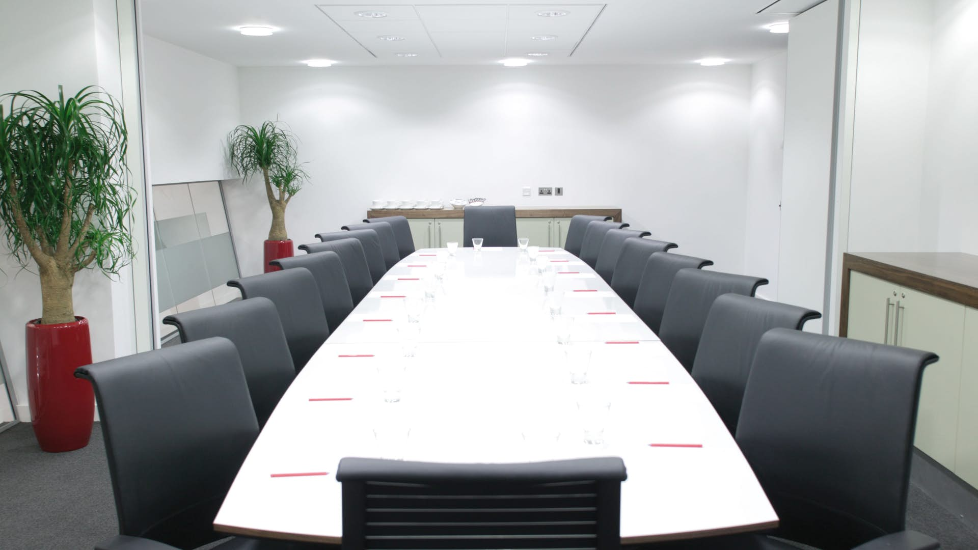 The Lowry Meeting Rooms