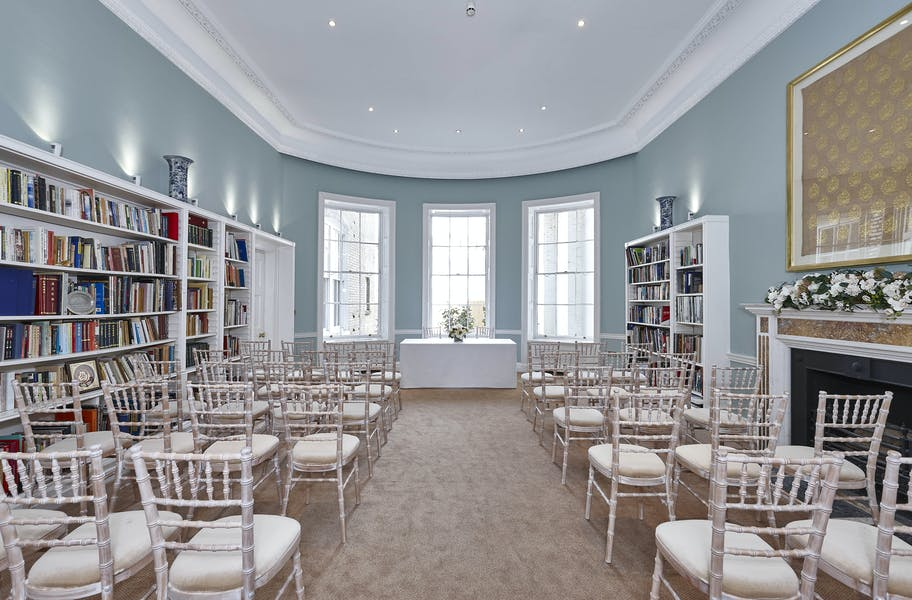Photo of Library at Asia House