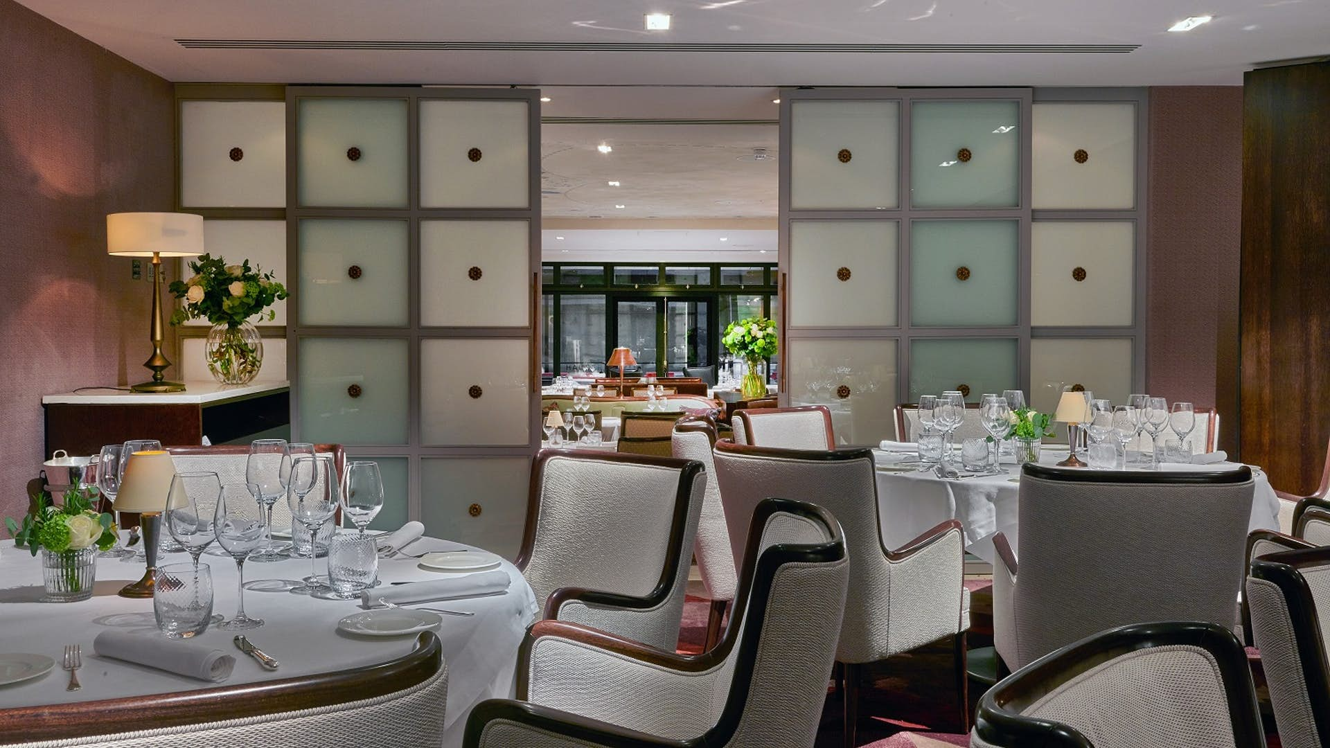 Private dining rooms business hire sartoria for Best private dining rooms mayfair