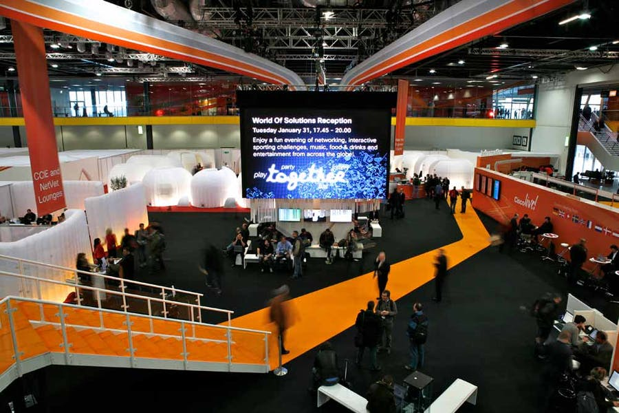Photo of ICC Capital Hall at ExCeL London