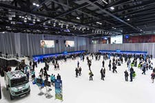 Hire Space - Venue hire ICC Capital Hall at ExCeL London