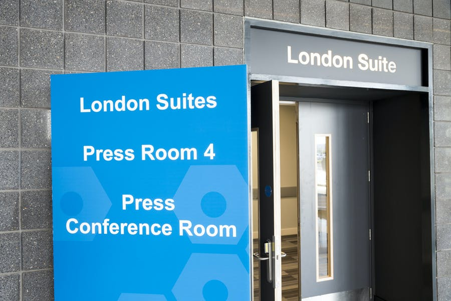 Photo of ICC London Suite at ExCeL London