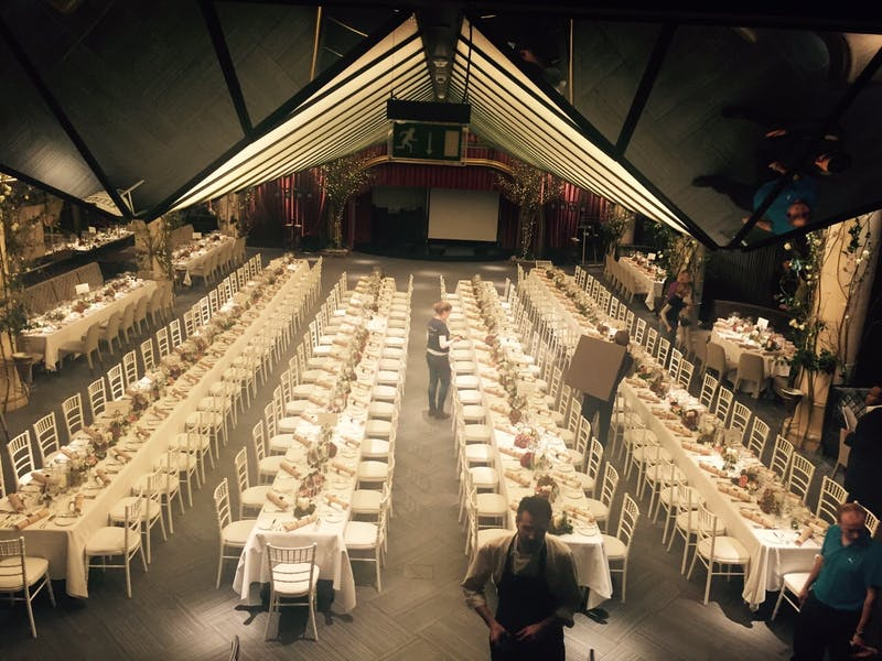Photo of Whole Venue at Quaglino's