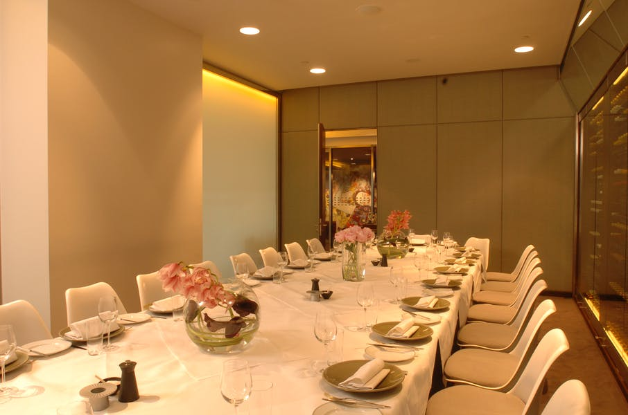 Photo of Private Dining Room at Plateau