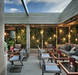Hire Space - Venue hire The Terrace at The Hari