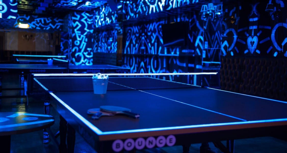 Photo of The Jaques Room at Bounce, the home of Ping Pong | Holborn