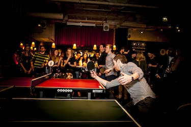 Hire Space - Venue hire The Jaques Room at Bounce, the home of Ping Pong | Holborn