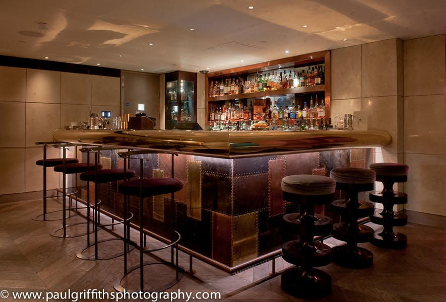 Photo of Bar Floor at The Hari