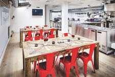 Hire Space - Venue hire Kitchen 2 at Underground Cookery School