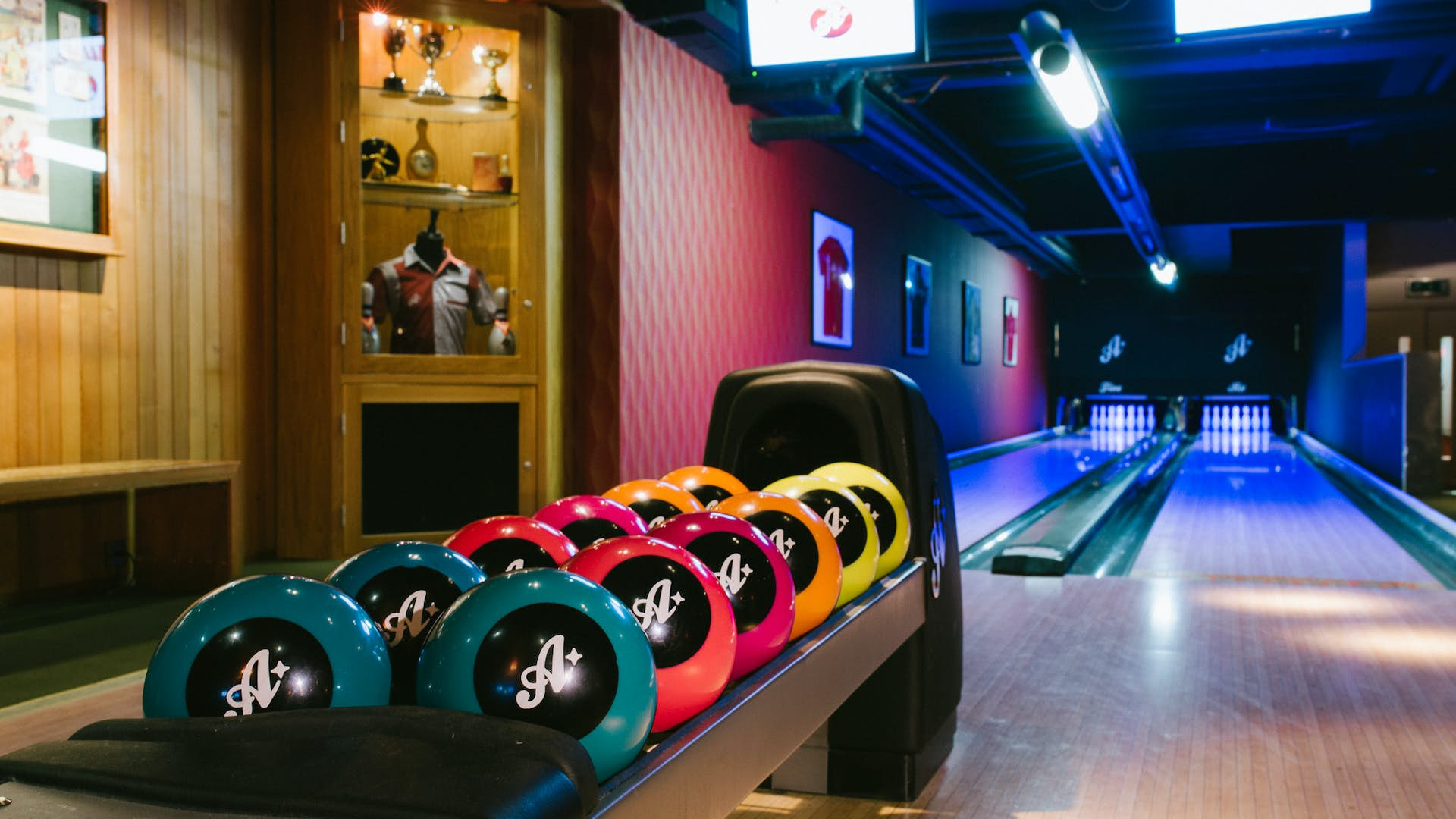 d7dd91df8077 Hire Space - Venue hire The Club House at All Star Lanes - Holborn ...