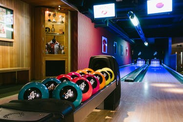 Hire Space - Venue hire The Club House at All Star Lanes - Holborn