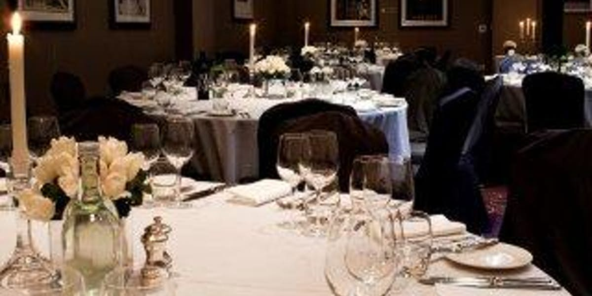 Photo Of Cornwallis Room At Chiswell Street Dining Rooms