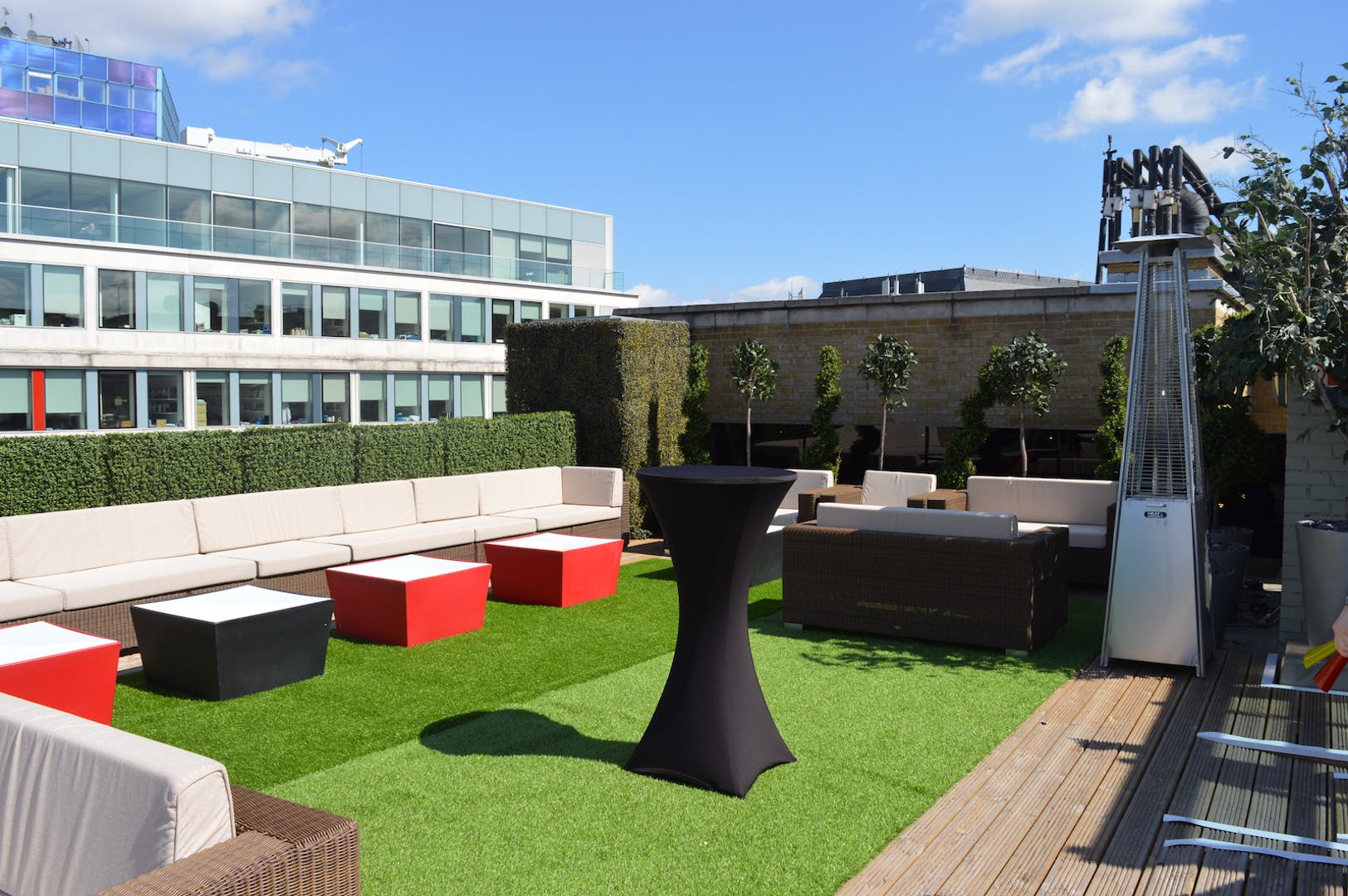 Penthouse Amp Roof Terrace Grand Connaught Rooms Enquire Now