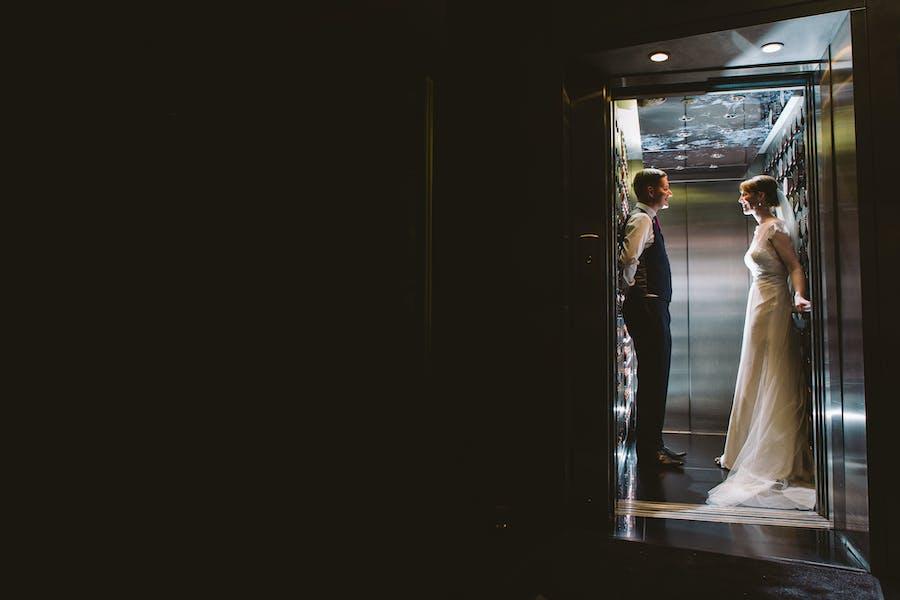 Harvey nichols manchester wedding