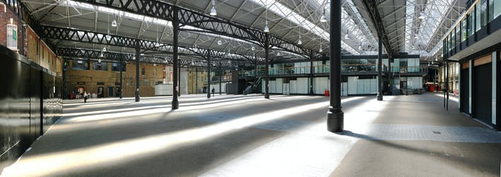 Hire Space - Venue hire Whole Venue at Old Spitalfields Market