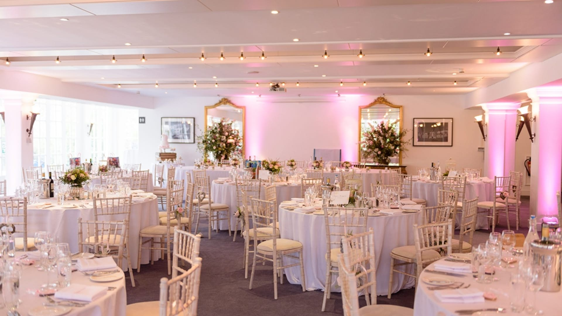 The Garden Room | Weddings Hire | Hampton Court Palace