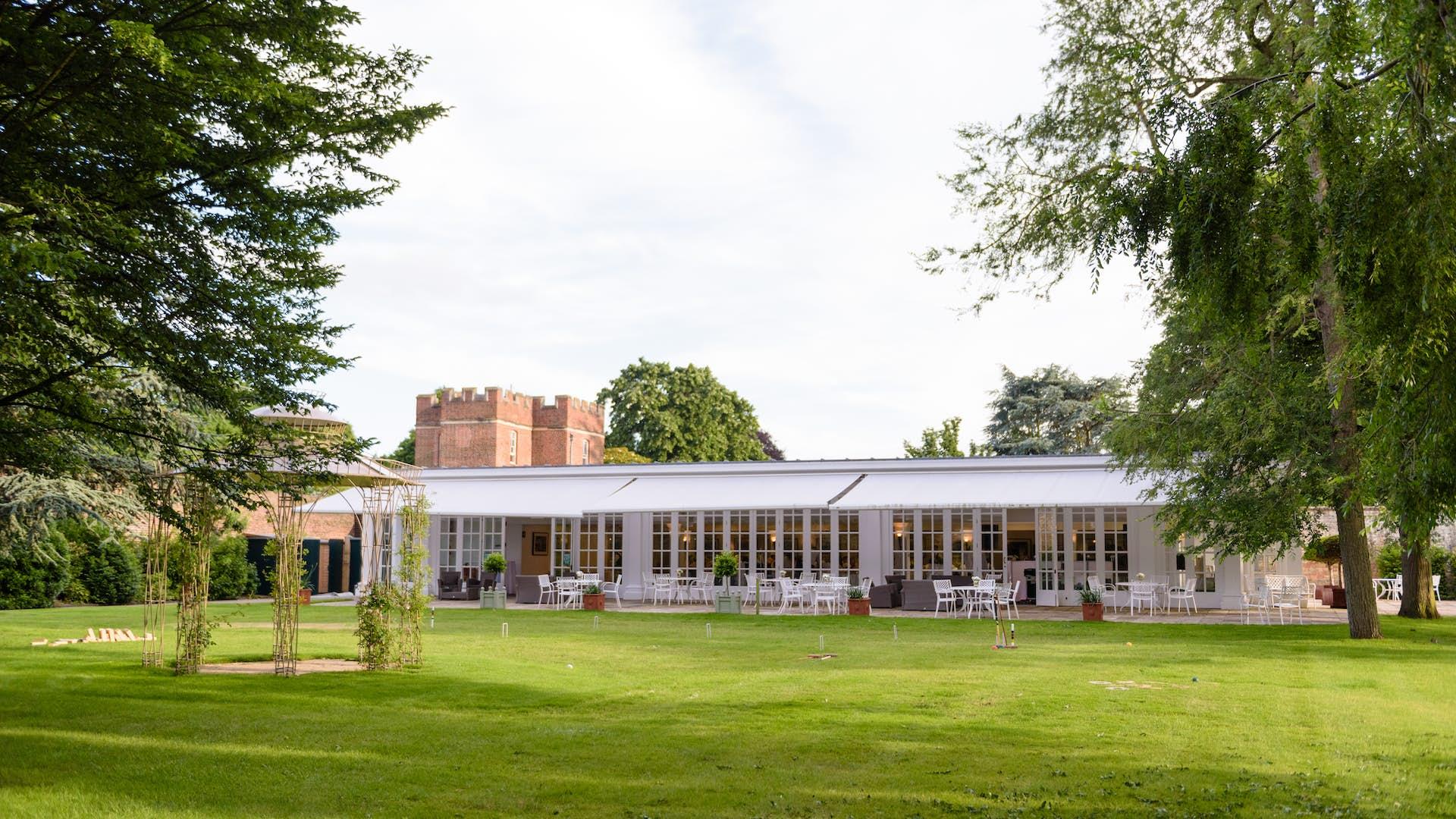 The Garden Room Hampton Court Palace Fasci Garden