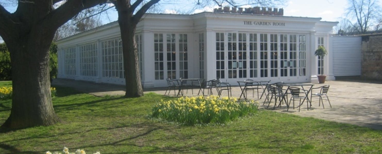 Photo of The Garden Room at Hampton Court Palace