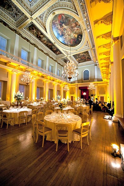 Photo of Main Hall at Banqueting House