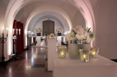 Hire Space - Venue hire Undercroft at Banqueting House
