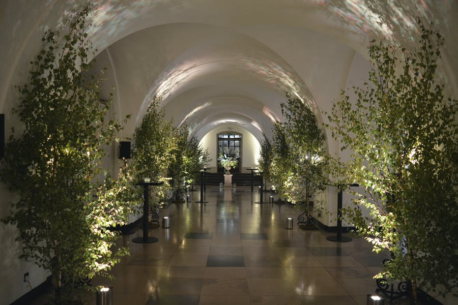 Photo of Undercroft at Banqueting House