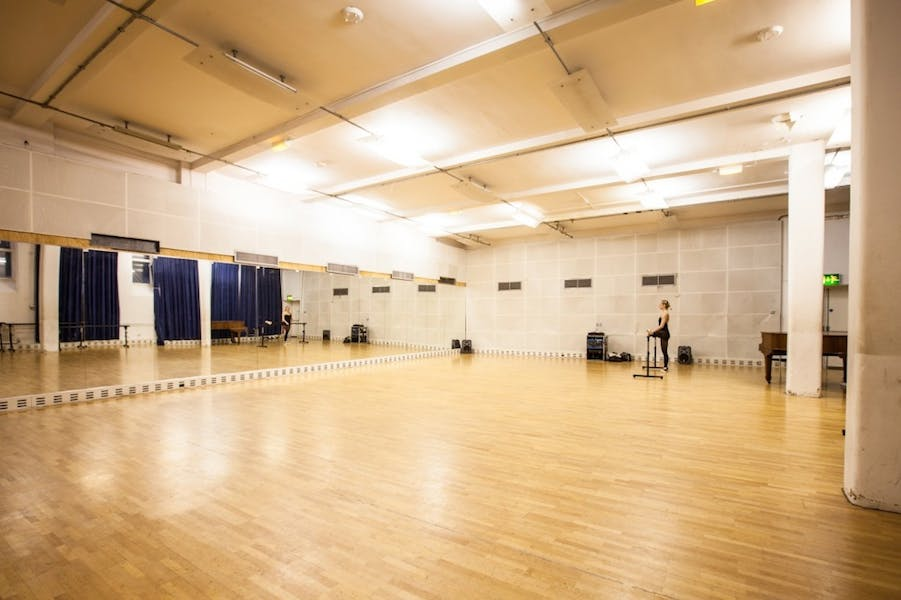 Photo of Dance Studio at Z-arts