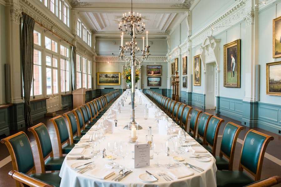 Photo of Long Room at Lord's Cricket Ground