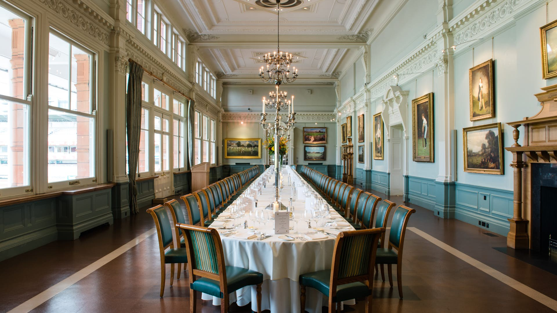 The Long Room, Lord's Cricket Ground