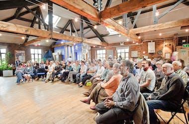 Hire Space - Venue hire Conference Floor at Bridge 5 Mill