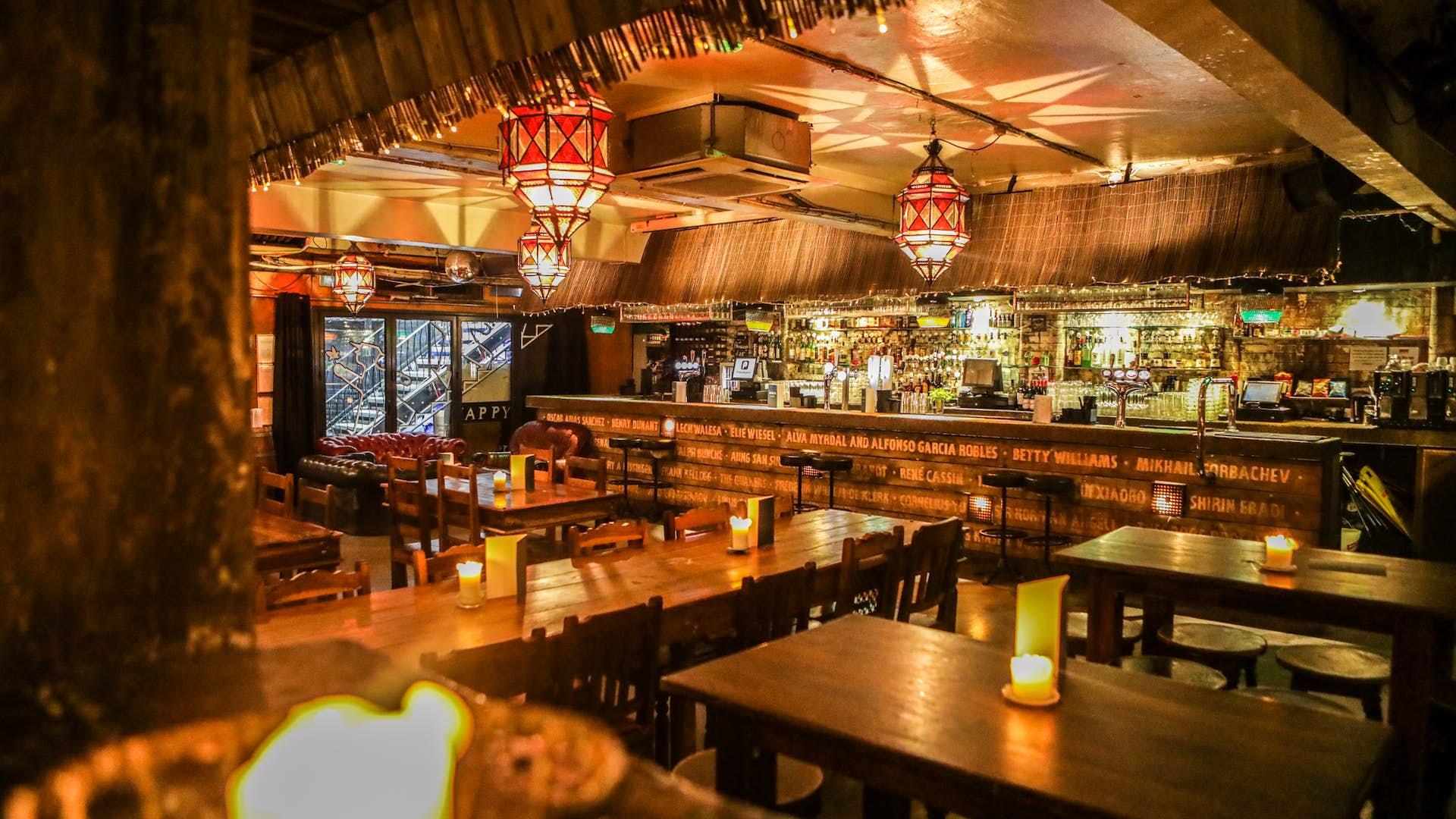 Whole Venue Events Hire Jerusalem Bar Amp Kitchen