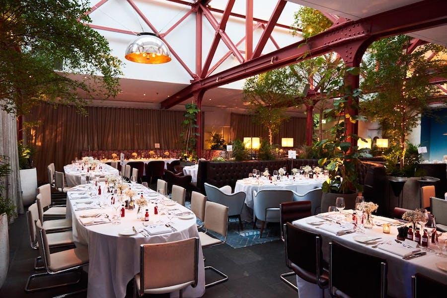 Photo of Main Restaurant  at Bluebird Chelsea